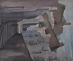 EDWARD BAINBRIDGE COPNALL (1903-1973) The steps to