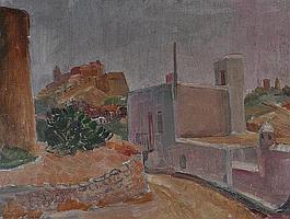EDWARD BAINBRIDGE COPNALL (1903-1973) 'IBIZA'
