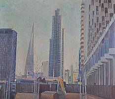 EDWARD BAINBRIDGE COPNALL (1903-1973) Buildings.
