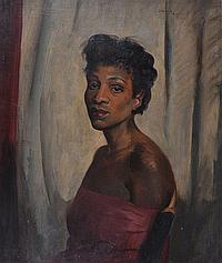 EDWARD BAINBRIDGE COPNALL (1903-1973) Portrait