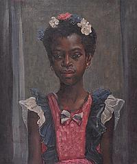 EDWARD BAINBRIDGE COPNALL (1903-1973) Portrait.