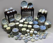 FINE ORIENTAL CERAMICS & WORKS OF ART