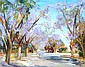 MARCEL PIRE (1913-1981) BELGIAN Avenue du Kasai,, Marcel Pire, Click for value