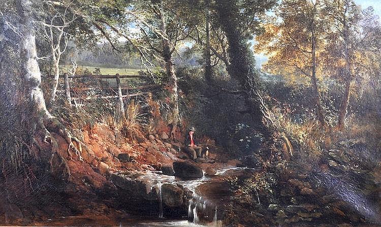 WILLIAM E. JONES (fl. 1849-1871) BRITISH ----- St