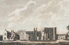 After Thomas Sparrow (18th Century) English School.