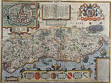 John Speede (1552-1629) British.