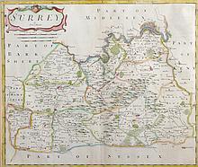 Robert Morden (c.1650-1703) British.