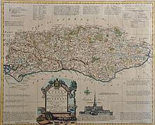 After Thomas Kitchen (1718-1784) British.