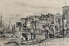 James Abbott McNeill Whistler (1834-1903) American.
