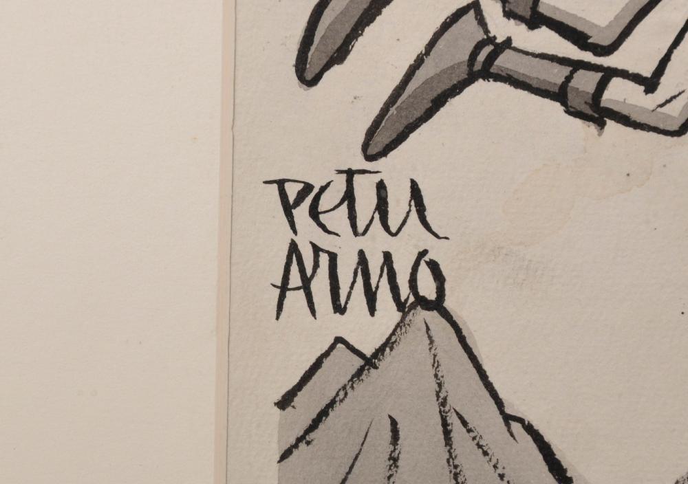 Peter Arno (1904-1968) American.