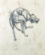 Alison Milner-Gulland (20th - 21st Century) British.