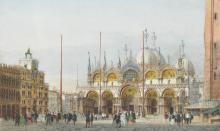 After Giovanni Pividor (1812-1872) Italian.