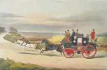 William James Shayer (1811-1892) British.