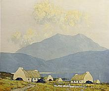 Paul Henry (1876-1958) Irish.