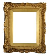 19th Century English School. A Fine Gilt Composition Frame, 12