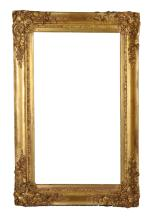 19th Century English School. A gilt Composition Frame, 15