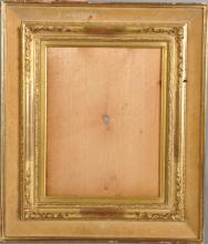 19th Century English School. A Gilt Composition Frame, 10