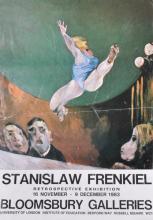 After Stanislaw Frenkiel (1918-2001) Polish.