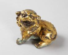 Bronze Lion, Ming to early Qing Dynasty