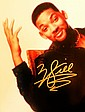 Will Smith Signed Photograph