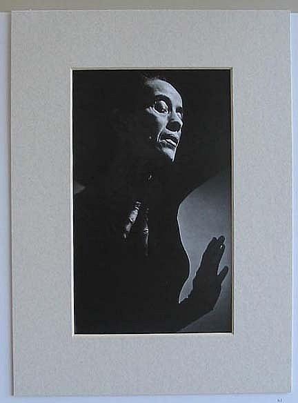 Original Martha Graham Photogravure By Yousuf Karsh