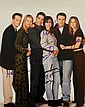 FRIENDS - Cast Signed Photograph