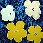 Andy Warhol Flowers Screenprint Sunday B. Morning