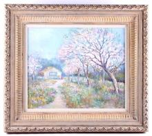 New England Blossoms by W. Philips This is an orig