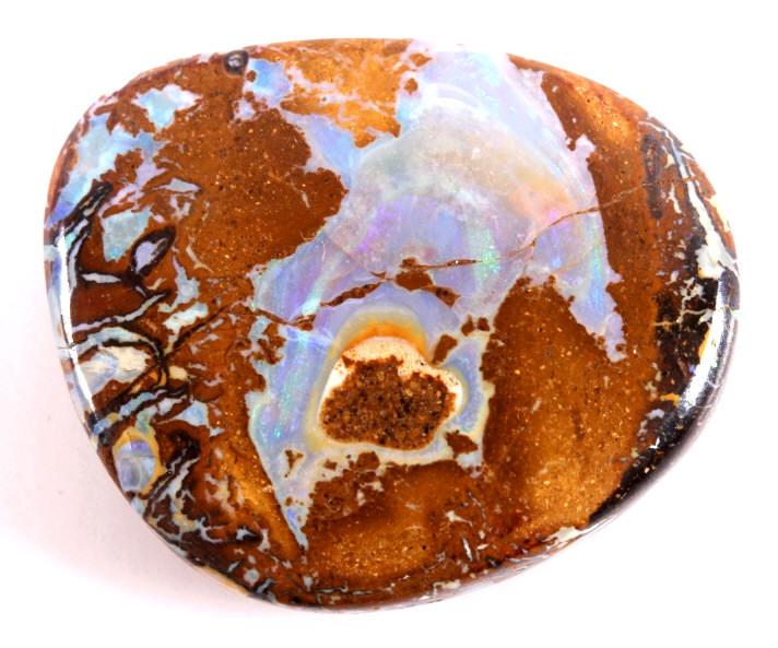 22ct. Australian Boulder Opal Cabochon