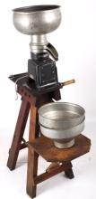 Montgomery Ward Table Top Cream Separator Antique