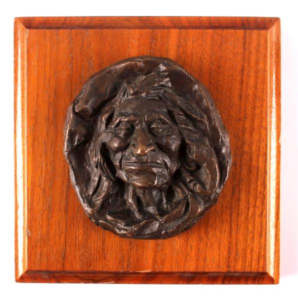 Gary Schildt Original Bronze Sculpture