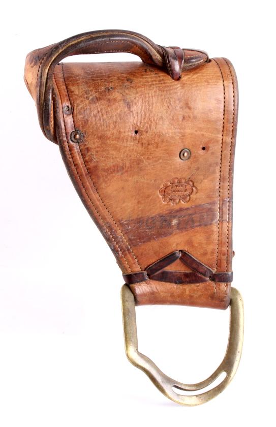 Devores Saddlery Helena Montana Bareback Saddle
