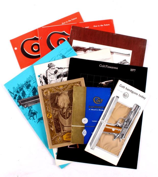 Colt Firearms Catalog Collection