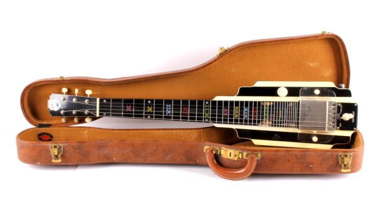 1951 National Lap Steel Guitar w/ Original Case