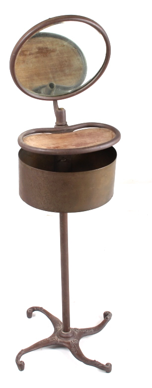 Early Victorian Shaving Stand