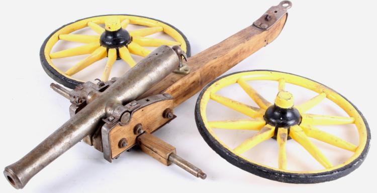 Functional Black Powder Jukar .70 Caliber Cannon