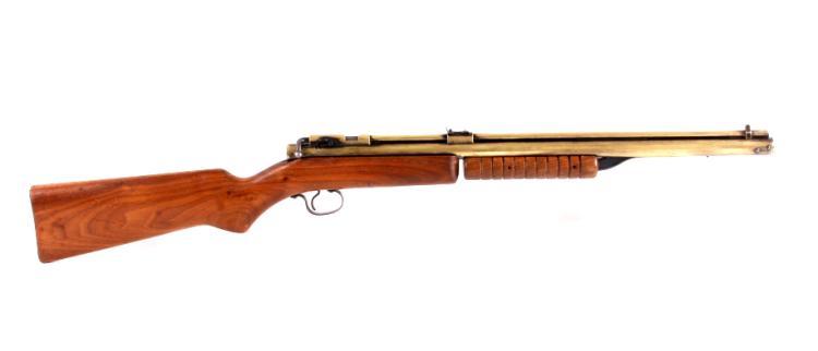 Benjamin Franklin Model 312 .22 Pump Action Air Rifle