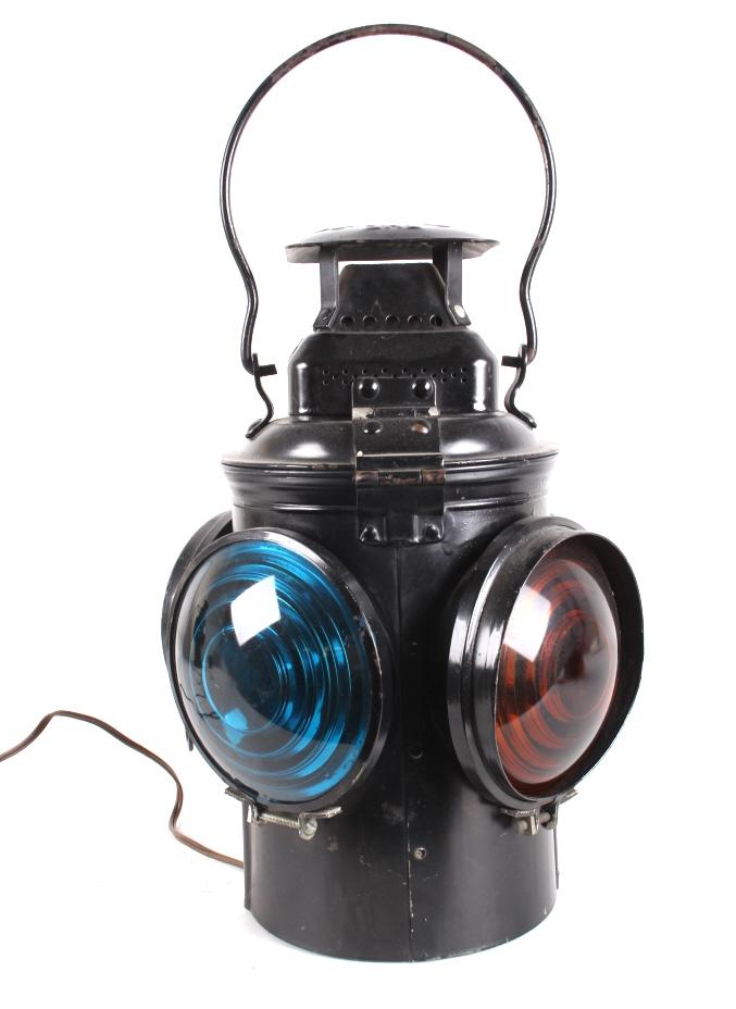 Adlake Non-Sweating Railroad Switch Lantern