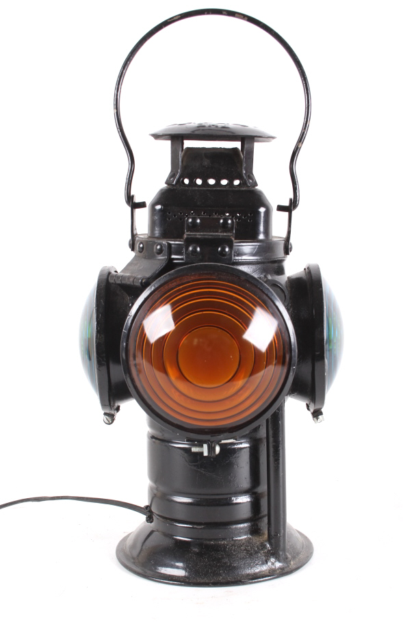 Adlake Non-Sweating Railroad Switch Lantern