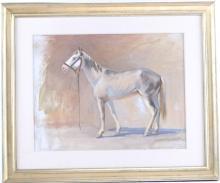 "John Young-Hunter (1874-1955) ""White Horse"""
