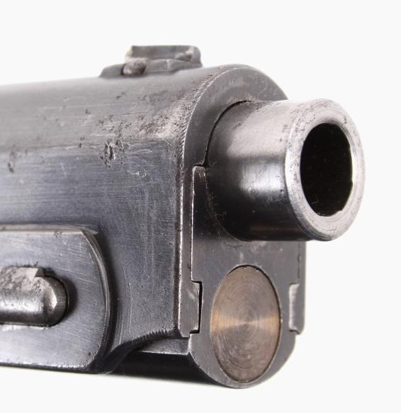 Steyr-Hahn M1912 9x23mm Steyr Pistol C.1918