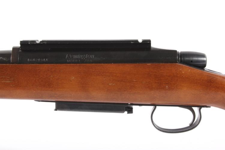 Remington Model 788 308 Win Bolt Action Rifle 1978