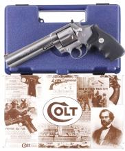 Colt King Cobra 357 Magnum Revolver LNIB Stainless