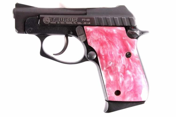 Taurus Model PT-22 .22LR Carry Pistol