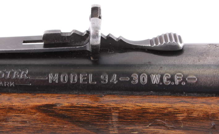 Winchester Model 94  30 W C F  Lever Action Rifle
