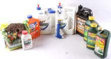 Various Pesticides and Other Garden Supplies