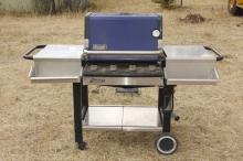 Weber Summit Four Burner Dual Ignition Grill