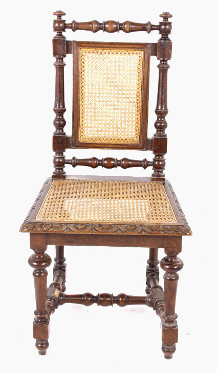 Colonial Wicker Hand Turned Chairs Early 1900 39 S