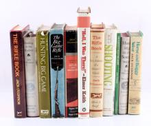 Jack O'Connor Book Collection