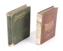 Collection Of Rare First Ed. Yellowstone Books